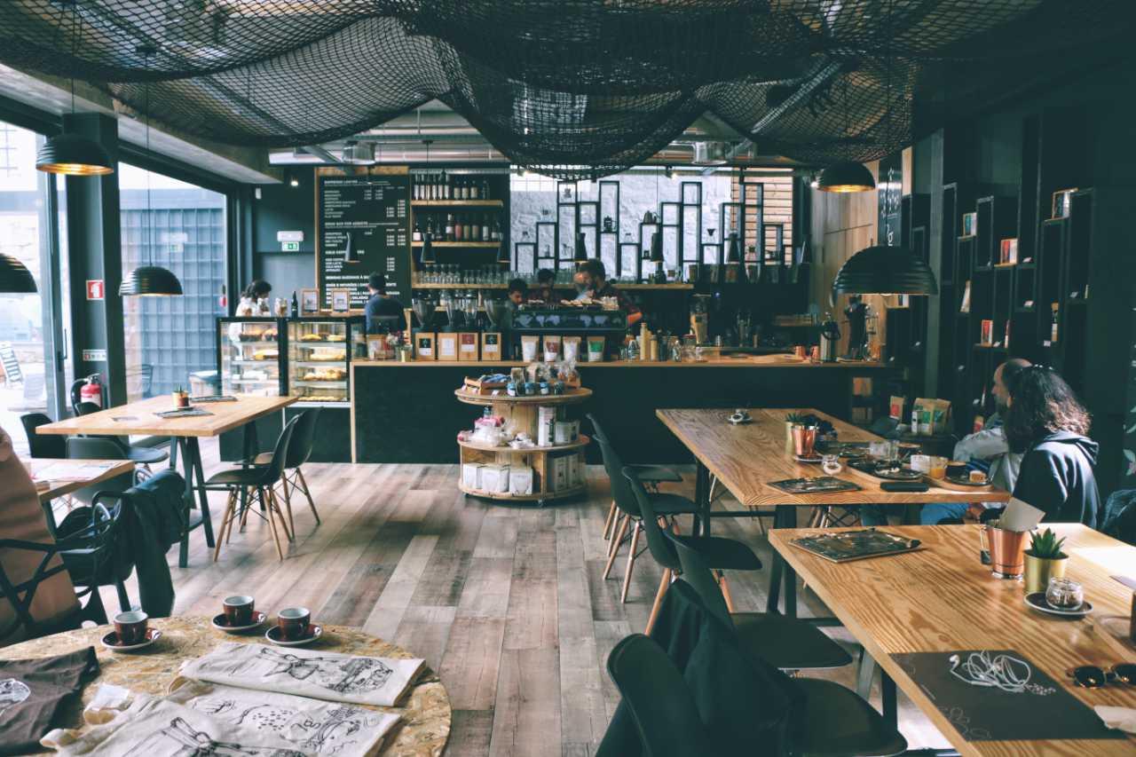 Hoe begin je een eigen café?